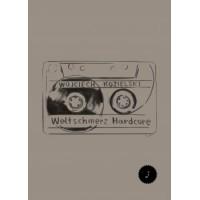 Weltschmerz hardcore - ksiązka + zine