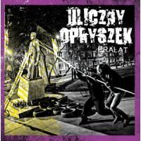"""ULICZNY OPRYSZEK """"Prałat"""" CD"""