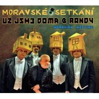 """UZ JSME DOMA & RANDY (Residents) """"Moravské Setkání – Moravian Meeting"""" CD"""