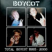 "BOYCOT ""Total Boycot 1995-2000"" CD"