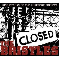 "BRISTLES, THE ""Reflections Of The Bourgeois Society"" LP"
