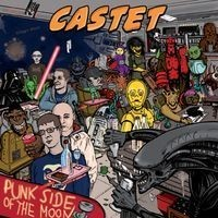 "CASTET ""Punk side of the moon"" CD"