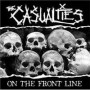 "CASUALTIES ""On the Front Line"" CD"