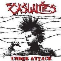 "CASUALTIES ""Under Attack"" LP"
