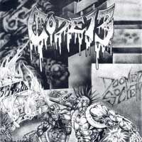 """CODE 13 """"Doomed society"""" 7""""EP"""