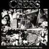 "CRESS ""The greed machine and the money tree"" 2xLP"