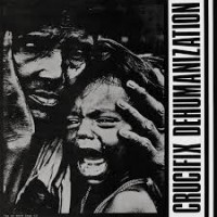 "CRUCIFIX ""Dehumanization"" LP"