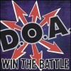 "D.O.A. ""Win the battle"" (DOA) CD"