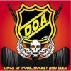 "D.O.A. ""Kings Of punk, Hockey And Beer"" (DOA) CD"