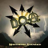 "D.O.A. ""Northern avenger"" (DOA) LP"