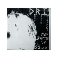 "D.R.I. ""Dirty Rotten EP"" (DRI) 7""EP"