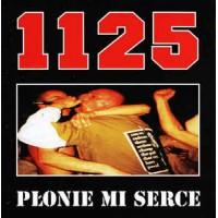 """1125 """"Płonie mi serce"""" CD"""