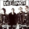 """DEFIANCE """"Out of the ashes"""" CD"""