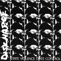 "DISCHARGE ""State Violence, State Control"" 7""EP"
