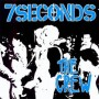 "7 SECONDS ""The crew"" CD"