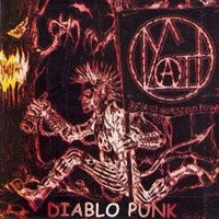 "DZIECI GORSZEGO BOGA ""Diablo punk"" CD"