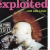 "EXPLOITED, THE ""Let's start a war / Live & loud!"" 2xCD"