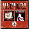 "EXPLOITED, THE ""punk's Not Dead / On Stage"" 2xCD"