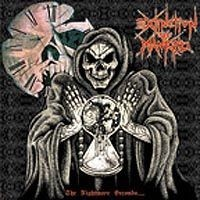 "EXTINCTION OF MANKIND ""The nightmare seconds"" CD"
