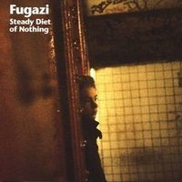 "FUGAZI ""Steady diet of nothing"" CD"