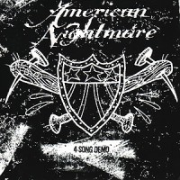 "GIVE UP THE GHOST (AMERICAN NIGHTMARE) ""Ice Age Demo"" 7""EP"