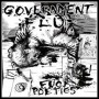 "GOVERNMENT FLU ""Fuck poetics"" 7""EP"