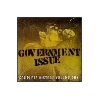 """GOVERNMENT ISSUE """"Complete history vol. 2"""" 2xCD"""