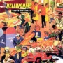 "HELLWORMS ""Crowd repellent"" CD"