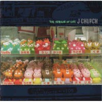 "J CHURCH ""The Horror of Life"" LP"