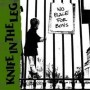 "KNIFE IN THE LEG ""No Place For Boys"" 7""EP"