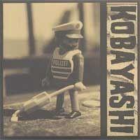 """KOBAYASHI """"Sicherheitswahn""""  7""""EP"""
