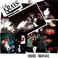 """KRAYS """"Inside warfare"""" LP"""