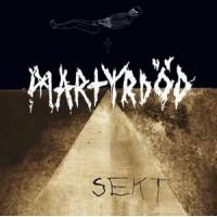 """MARTYRDÖD """"Sekt"""" CD"""