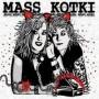 "MASSKOTKI ""Miau, miau, miau"" - marbled (limit) LP"