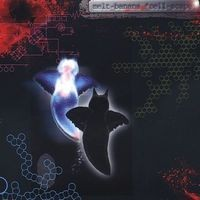 "MELT BANANA ""Cell-scape"" LP"