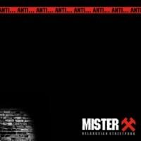 """MISTER X """"Anti... Anti..."""" LP"""
