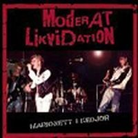 """MODERAT LIKVIDATION  """"Marionett i kedjor"""" 7""""EP"""