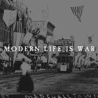 """MODERN LIFE IS WAR """"Witness"""" CD"""