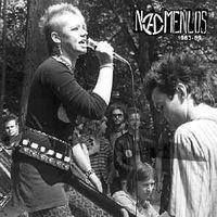"""NAMENLOS """"1983-89"""" LP"""