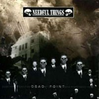 "NEEDFUL THINGS ""Dead point"" LP"