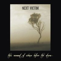 "NEXT VICTIM ""This moment of silence before the storm"" CD"