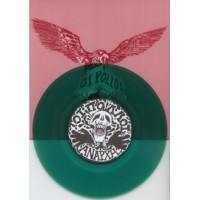 """OI POLLOI """"The only release"""" (green) 7""""EP"""