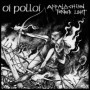 "OI POLLOI / APPALACHIAN TERROR UNIT split (red vinyl) 7""EP"