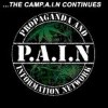 "P.A.I.N.  ""The Campain Continues"" 7""EP"