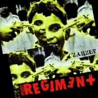 """POST REGIMENT """"Czarzly""""  - limit – czerwony przezroczysty winyl LP"""