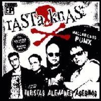 """RASTA KNAST """"Turistas alemanes asesinos"""" 7""""EP"""