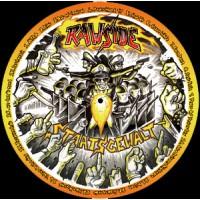 "RAWSIDE ""Staatsgewalt"" (picture disc) LP"