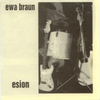 "EWA BRAUN ""Esion"" CD"