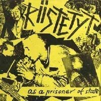 """RIISTETYT """"As a prisoner of state"""" LP"""