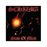 """SCHIZMA """"State of mind"""" CD"""